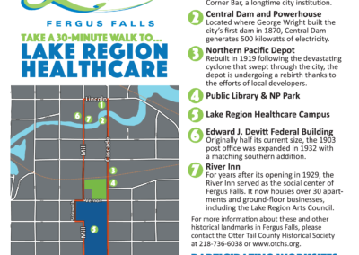 Lake Region Healthcare 30 Minute Walk