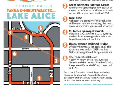 Lake Alice 15 minute walk