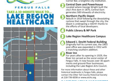 Lake Region Healthcare 30 Minute Walk