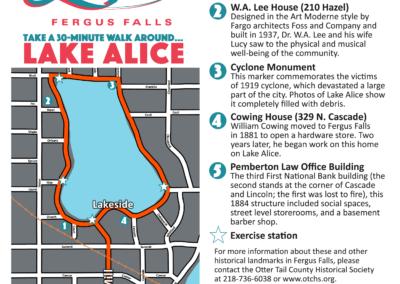 Lake Alice 30 Minute Walk